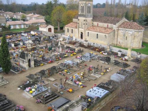 Nettoyage du cimetière communal