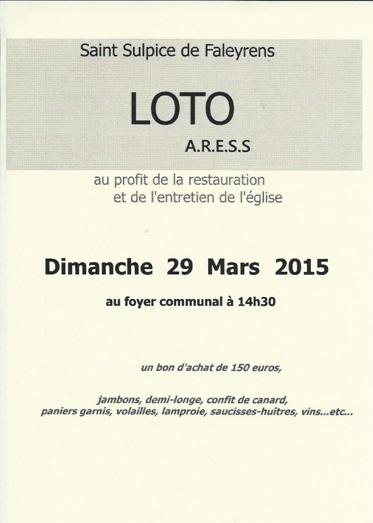 loto aress