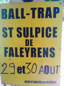 bal trap