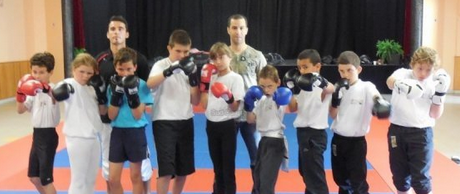 Sanda Boxing Club