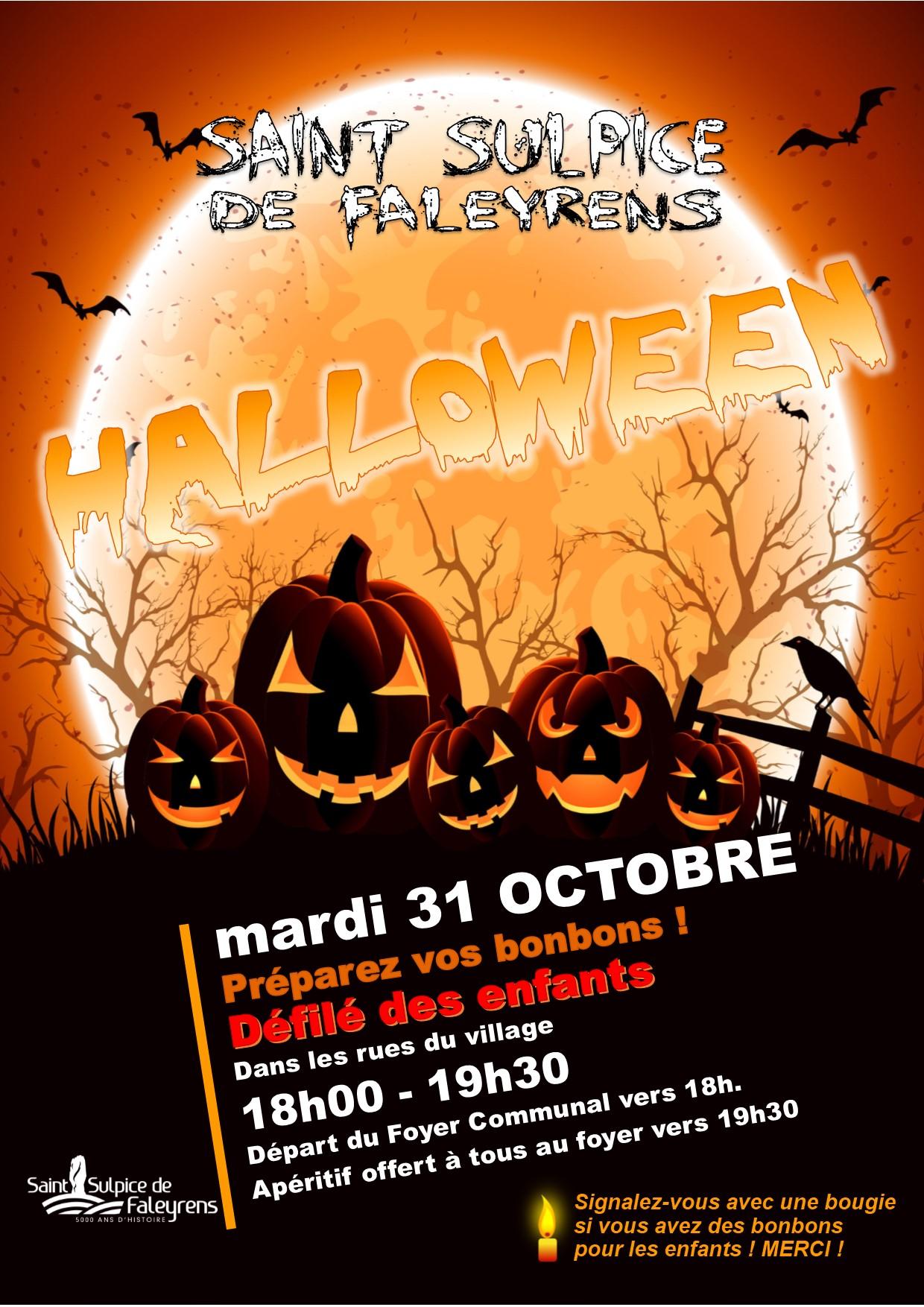 Halloween pour tous les âges