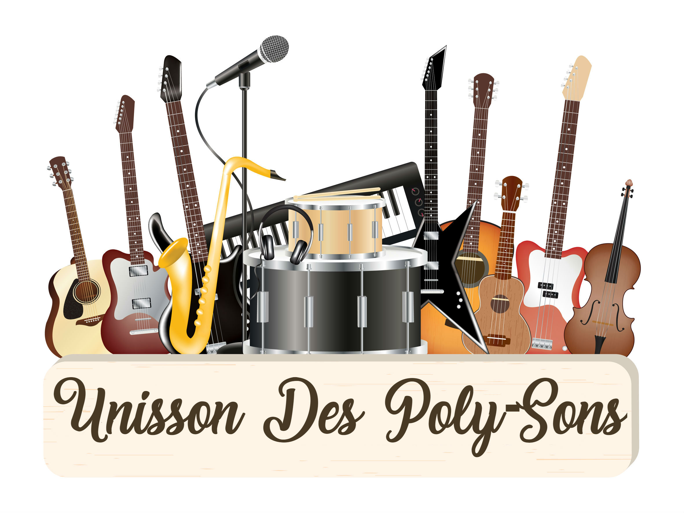 Unisson des Poly-sons – Ecole de musique