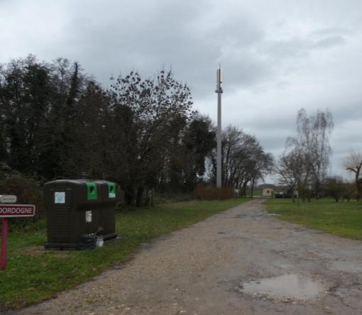 Une antenne relais sur la commune
