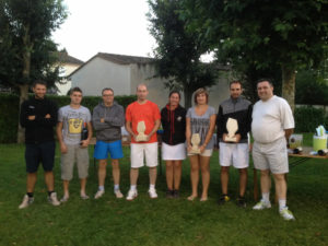 TC SSF Tennis Club du Menhir
