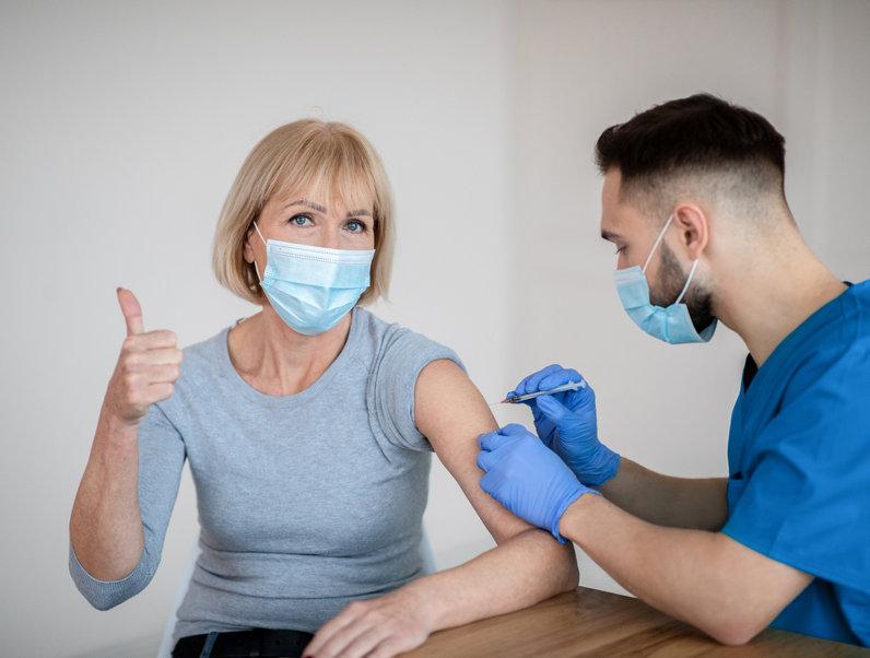 Vaccination sur la commune