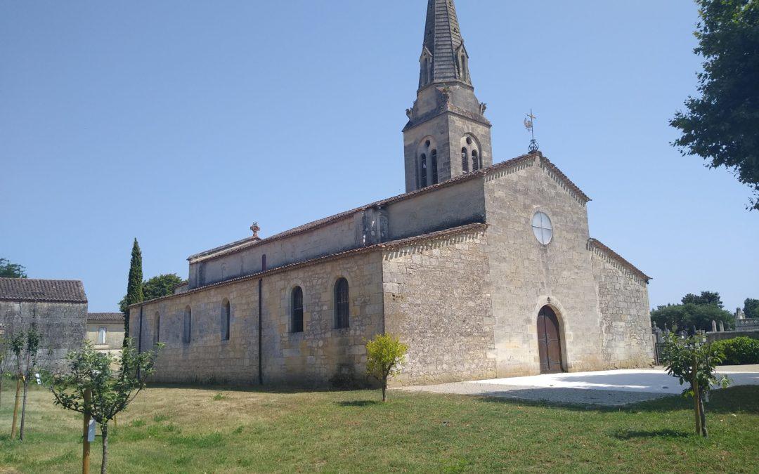Accueil du nouveau prêtre de Saint Sulpice